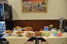 The croissant breakfast